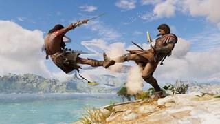 AC Odyssey: Ubisoft ra tay, hạn chế cày XP từ chế độ mới