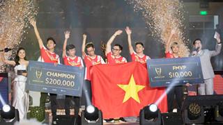 Vô địch AWC 2019, đội tuyển Việt Nam sẽ góp mặt tại SEA GAME 30