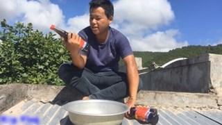 Youtuber Việt khiến cộng đồng mạng phẫn nộ khi đổ nước mắm lên người mẹ mừng 1000 subs