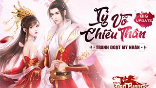 Đao Kiếm Vô Song Mobile đổi tên thành Đao Phong Giang Hồ, tặng hàng loạt Giftcode cho game thủ