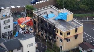 Thông tin về vụ phóng hỏa xưởng hoạt hình anime khiến 33 người thiệt mạng kinh động Nhật Bản