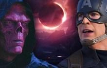 San Diego Comic-Con: Cap từng được chọn đến Vomir gặp Red Skull trong Endgame