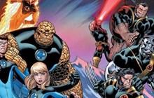 Comic-Con 2019: Marvel chính thức công bố sự góp mặt của X-Men và Fantastic Four