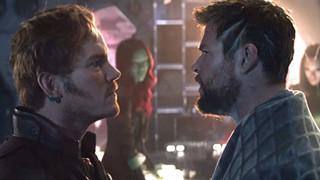 Thor: Love and Thunder sẽ lấy bối cảnh trước cả Guardians of the Galaxy Vol. 3
