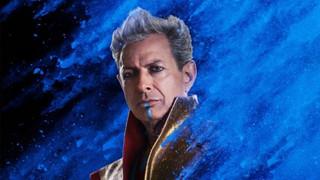Jeff Goldblum gợi ý về sự tái xuất của Grandmaster trong Thor: Love and Thunder