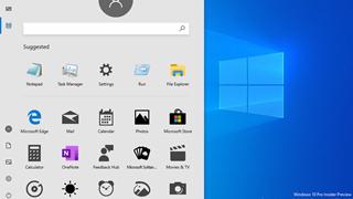 Microsoft vô tình để lộ phiên bản Windows 10 với Start Menu mới
