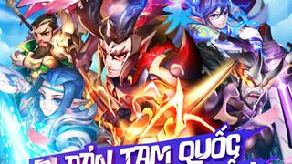 """Dị Tam Quốc Mobile - Đem khái niệm """"Dị Bản Tam Quốc"""" đầu tiên đến thị trường game Việt"""