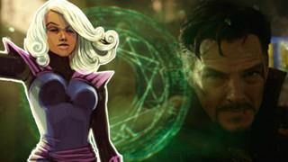"""Marvel bất ngờ hé lộ sự xuất hiện bạn gái của """"Bác Sĩ Trang"""" trong Doctor Strange 2"""