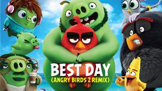 Kesha tung lyric nhạc phim Angry Birds 2 với giai điệu sôi động