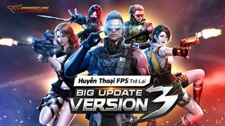 CrossFire: Legends: Khám phá 4 nhân vật VIP trong bản cập nhật Android Big Update V3 mới nhất
