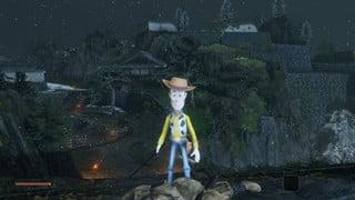 Xem Toy Story 5 với Woody quẫy cực mạnh trong thế giới Sekiro như 1 chàng Samurai lạnh lùng tàn ác