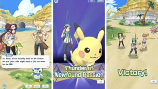 Pokémon Masters mở đăng kí trước trên mobile, hứa hẹn sẽ là siêu phẩm mới