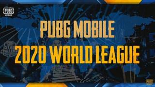 Tencent tiết lộ về giải đầu PUBG Mobile 2020 World League