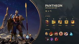 LMHT: Game thủ đánh giá về Pantheon mới, mạnh nhưng còn quá tù