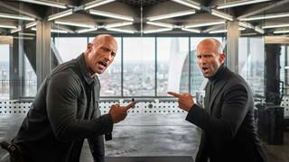 Fast & Furious: Hobbs & Shaw - hành động, cơ bắp và tốc tộ