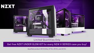 Loạt thùng máy tính H Series và H510 Elite của NZXT đã sẵn sàng trên thị trường