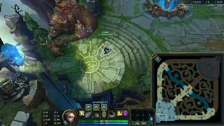 LMHT: Riot Games hướng dẫn tăng kích thước mini map, lớn hết cả màn hình cũng được