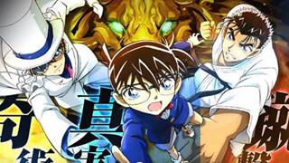 Thám tử lừng danh Conan: Cú đấm Sapphire xanh - Conan trở lại đối đầu trực tiếp với Kaito Kid