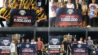 Khởi tranh vòng Pro League giải đấu 360mobi CHAMPIONSHIP Mùa 3