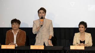 Huỳnh Lập gặp chuyện lạ khi quay phim tâm linh Pháp sư mù - Ai chết giơ tay bản điện ảnh