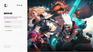 LMHT: Riot Games hé lộ giao diện đăng nhập với, liệu sẽ có nhiều dự án game khác xuất hiện?