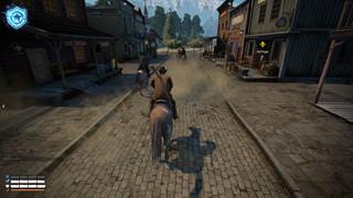 Tựa game cao bồi New Frontier đã cho phép người chơi thử nghiệm miễn phí trên Steam