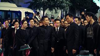 Bão trắng 2: Trùm á phiện - Bữa tiệc hành động đậm chất xã hội đen Hong Kong thịnh soạn