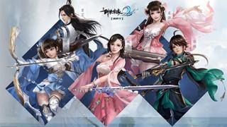 Võ Lâm Truyền Kỳ 2 Mobile tung trailer tại ChinaJoy với gameplay 3D cực chất
