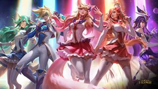LMHT: Riot Games hé lộ nhóm trang phục và trang phục được yêu thích nhất