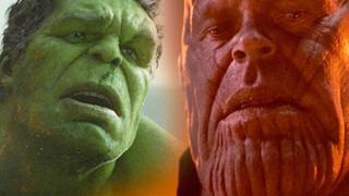Các nhà biên tập Avengers: Endgame giải thích lý do Hulk - Thanos không tái đấu