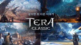 TERA Classic: Phiên bản mobile nâng cấp của TERA chính thức ra mắt tại Hàn Quốc