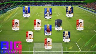 Tổng hợp những điều đáng chú ý trong Big Update tháng 8 của FIFA Online 4