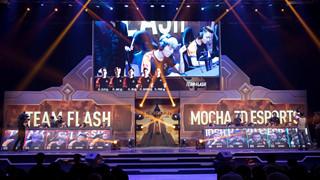 Từng chung màu cờ tại AWC 2019, Team Flash đối đầu Mocha ZD Esports tại vòng tuyển chọn SEA GAME 30