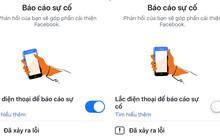 Hướng dẫn: Tắt ứng dụng Shake (Lắc để thông báo sự cố) trên Facebook