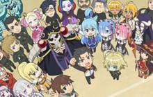 Top 30 Anime Isekai hay nhất mà người hâm mộ không nên bỏ lỡ (P1)