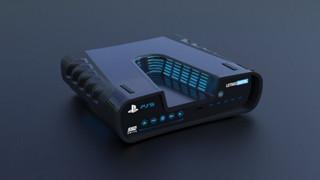 """PlayStation 5 lộ diện bản thiết kế với kiểu dáng đúng """"chất gaming"""""""
