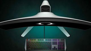 """Alienware giới thiệu màn hình """"quái vật ngoài hình tinh"""" AW3420DW: 34 inch WQHD, Nano IPS"""