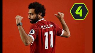 FIFA Online 4: Top 5 tiền đạo cánh nhanh nhất trong mùa Heroes of the Team
