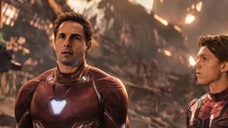 Sẽ thế nào nếu để Tom Cruise vào vai Tony Stark thay vì Robert Downey Jr.?