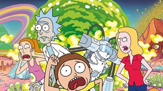 Những tiết lộ mới xoay quanh series Rick and Morty season 4
