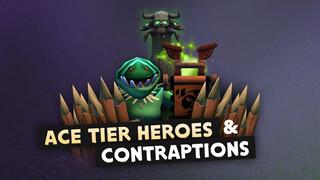 Dota Underlords - Cập nhật 31 tháng 8, có thêm trang bị đặt trụ thủ và các quân cờ ACE hoàn toàn mới