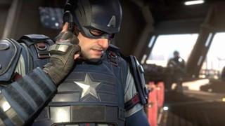 Marvel's Avengers: Một số đặc trưng của Captain America, bao gồm kỹ năng đặc biệt