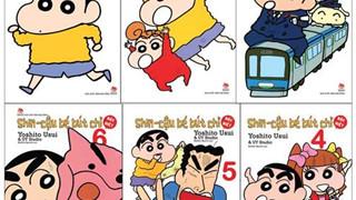 Những bước chuyển mình từ truyện tranh đến màn ảnh của thương hiệu đình đám Shin – Cậu bé bút chì