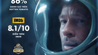 Đâu là bộ phim được đánh giá là siêu phẩm hành động không gian ấn tượng nhất thế kỉ 21 sắp được cho ra mắt vào cuối năm nay?