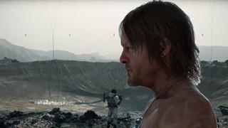Tiết lộ động trời của Hideo Kojima về dự án Death Stranding của mình