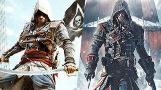 Series Assassin's Creed: The Rebel Collection được công bố độc quyền trên Switch