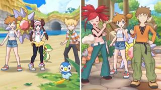Điều gì đã khiến Pokemon Masters tạo cơn sốt với lượt tải khủng?