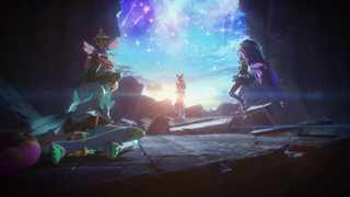 LMHT tung video anime mới: Ánh Sáng và Bóng Đêm - Siêu phẩm giới thiệu bộ skin mới