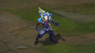 LMHT: Riot Games hé lộ một loạt trang phục mới, Ryze vừa có skin Vinh Quang và còn có cả Quán Quân nữa