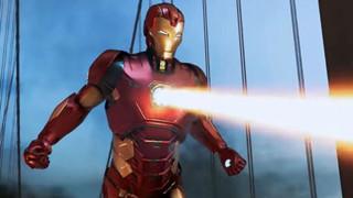 Marvel's Avengers: Chi tiết hệ thống chiến đấu của Iron Man